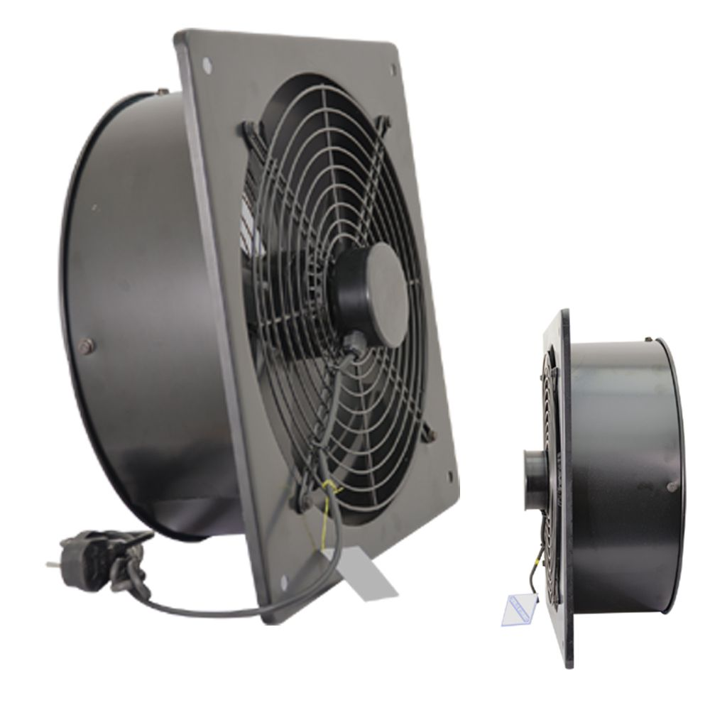 Wall Mounted Extractor Fan : Industrial extractor fans i powerstarelectricals